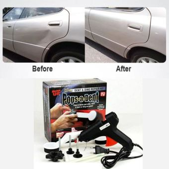Car Dent and Ding Repair Kit Damage Removal Tool