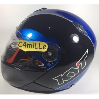 Harga Helm Full Face KYT Xrocket / X Rocket Black Blue