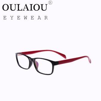... Oulaiou Fashion Accessories Anti fatigue Trendy Eyewear Reading Glasses OJ613 intl