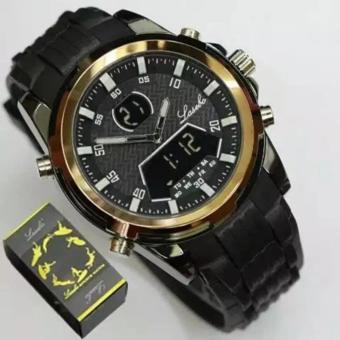 Jam Tangan Pria Quiksilver Steel quik silver jam tangan sport pria wanita rubber qs