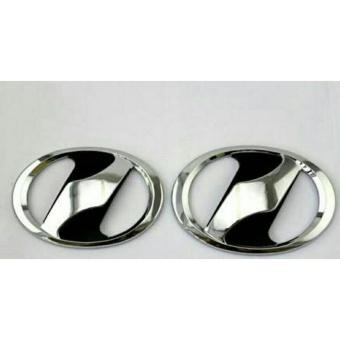 V8 3D Krom Logo Mobil Truk Motor Otomotif Lencana Lambang Stiker Perekat ... Source · Logo Vitz Emblem Vitz Ukuran 12 Cm