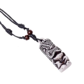 Harga Fashion Necklace Resin Jewelry - intl