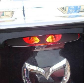 Progrip serat karbon tangki pelindung stiker + topi untuk gas HondaCBR250R F4 F4i - 2 .