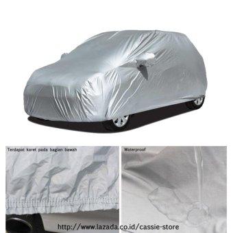 Harga Vanguard Body Cover Penutup Mobil Datsun Go+ / Sarung Mobil Datsun Go+ (3 Baris