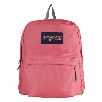 Harga JanSport Spring Break - Coral Sparkle