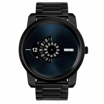Harga Skmei Men's - Jam Tangan Pria - Atomic Black Edition - Chrono - Stailess Steel