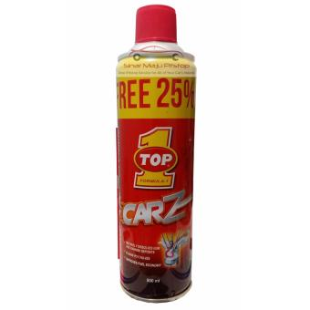 Harga TOP 1 CARZ Carb & Injection Cleaner 500 ml - Spray Pembersih Karburator & Injektor Made in USA