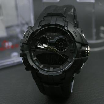 Digitec - Jam Tangan Pria - Jam Tangan Design Dual Time Stainless JT0