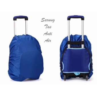 Harga Rain Cover Bakpack Waterproof With Rubber