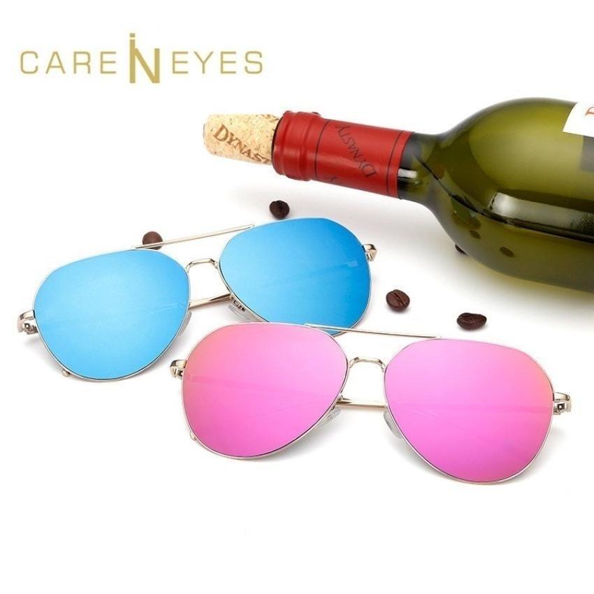 International Sunglasses Wanita Pilot Silver Warna Polaroid LensTitanium Framedriver Kacamata Hitam Merek Desain Kotak Asli WomenOculos