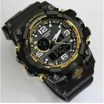 Jam Tangan Fashion/Jam Tangan Sport Pria G - Shock -Dual Time Limited Edition