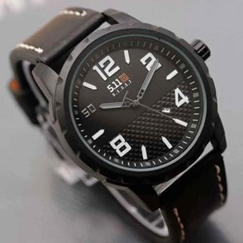 ... jam tangan pria tebaru 511 B E A S T strap kulit