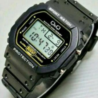 Jam tangan QnQ digital Kotak 1130a