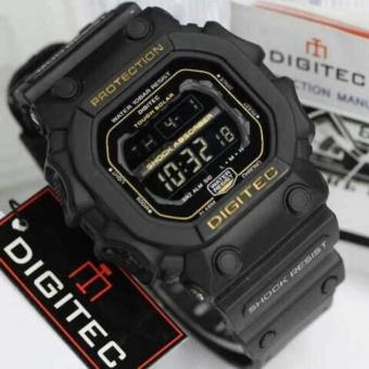 Jam Tangan Sport Pria-Digitec 2012T Black