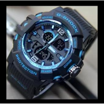 Jam Tangan sport Pria G - Shock -DUALTIME