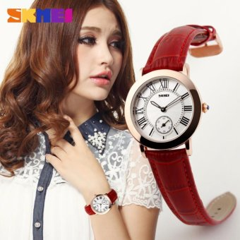 Jam Tangan Wanita Original Skmei Casual Anti Air