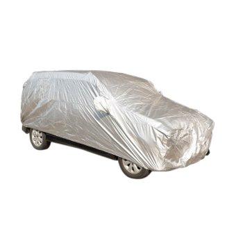 Beli P1 Body Cover Mitsubishi Grandia Silver Spek Harga Source · Jason Body Cover Sarung Mobil Honda Freed Silver