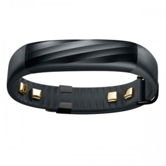 Jawbone UP3 Activity Tracker - Black Twist