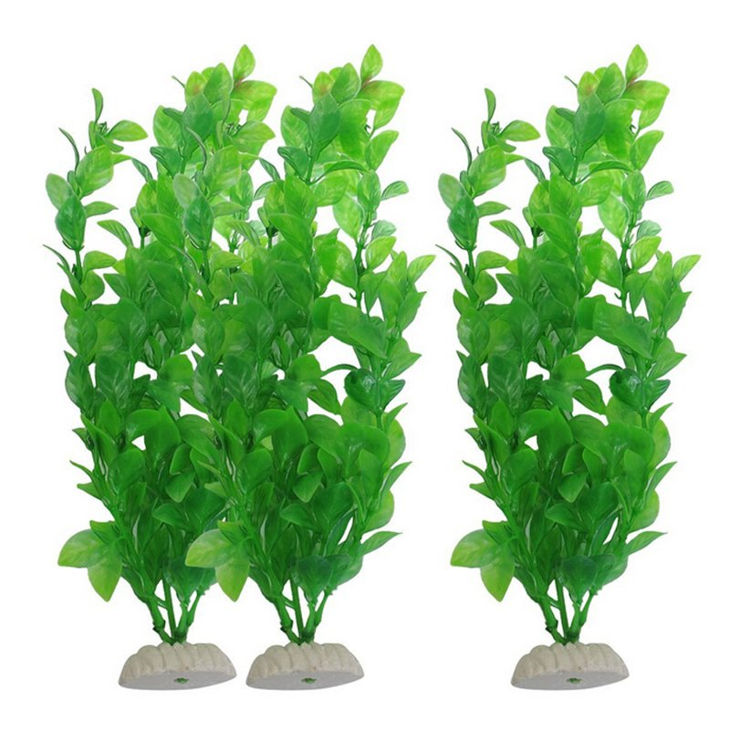 Jetting Buy Artificial Water Plants Plastic For Aquarium - intl