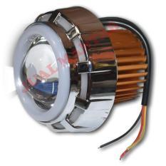 JM Lampu Projie LED U12 - Silver