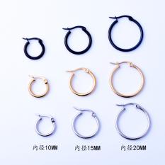 Juga di mana Jepang dan Korea Selatan titanium baja hypoallergenic ayat yang sama cincin telinga telinga