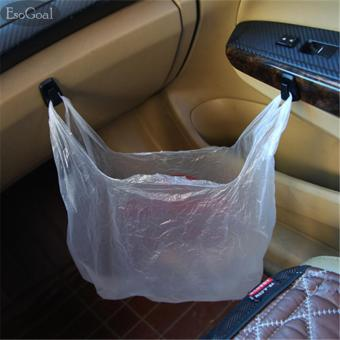 JvGood Mini Car Hanger Multi-Purpose Car Bag Holder Hook 3PCS