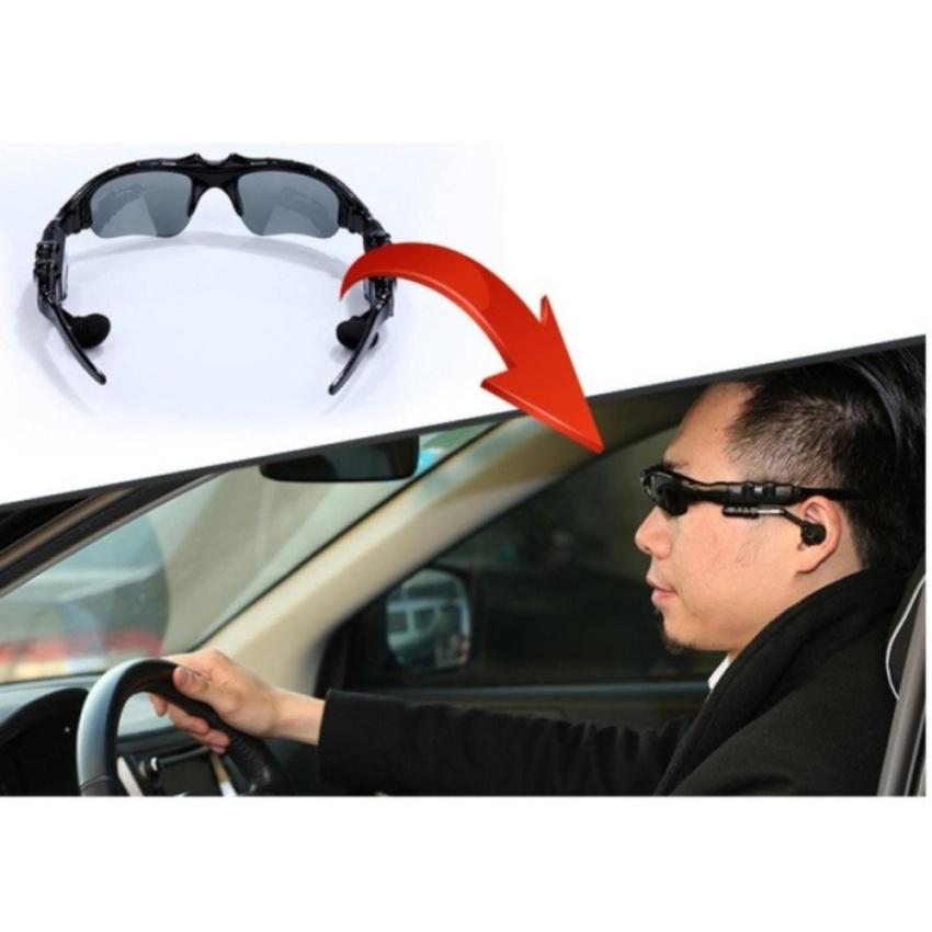 Kaca mata Bluetooth Mp3 - Kacamata Sport MP3