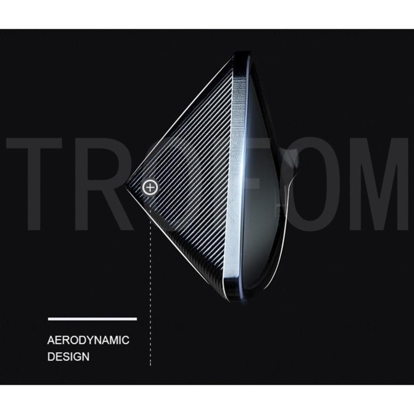 Kaca Spion Motor CNC Aluminium - Black