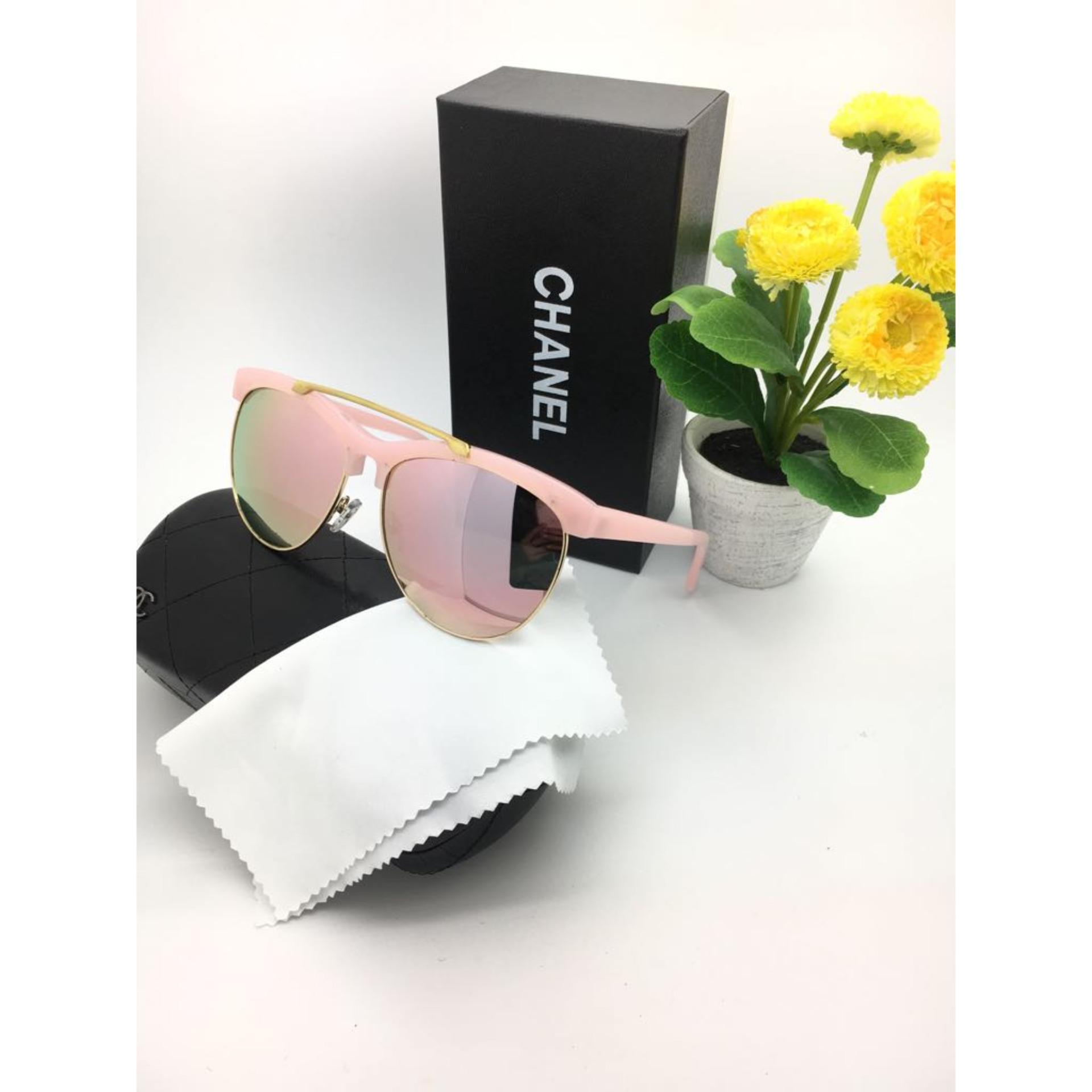 KACA MATA WANITA IMPORT CHANEL 8087. Flash Sale Kacamata Chanel CH-340 2b8b5f0b0e