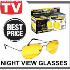 Kacamata Malam Anti Silau I Night ViewIDR42000