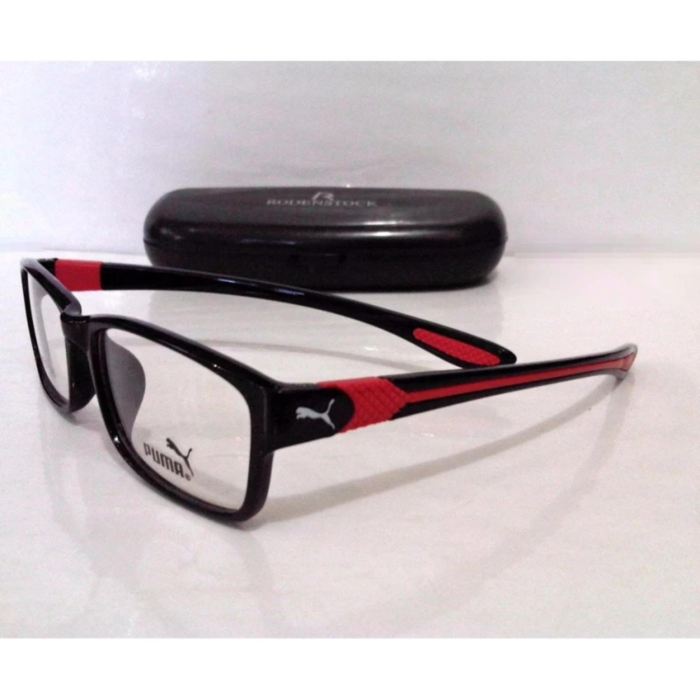 Kacamata Sporty Lensa Minus Plus Anti Radiasi Frame Baca Pria Cowo Wanita  Cewe . e1940c6083
