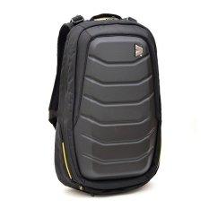 Kalibre Predator 02 Tas Ransel Batok Laptop Hardcase Backpack Daypack 910180-001 - Hitam