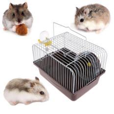 kandang dan rumah mainan hamster