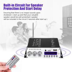 Kentiger V10 Bluetooth Hi-Fi Kelas-D Super Bass Stereo Audio Penguat Tenaga