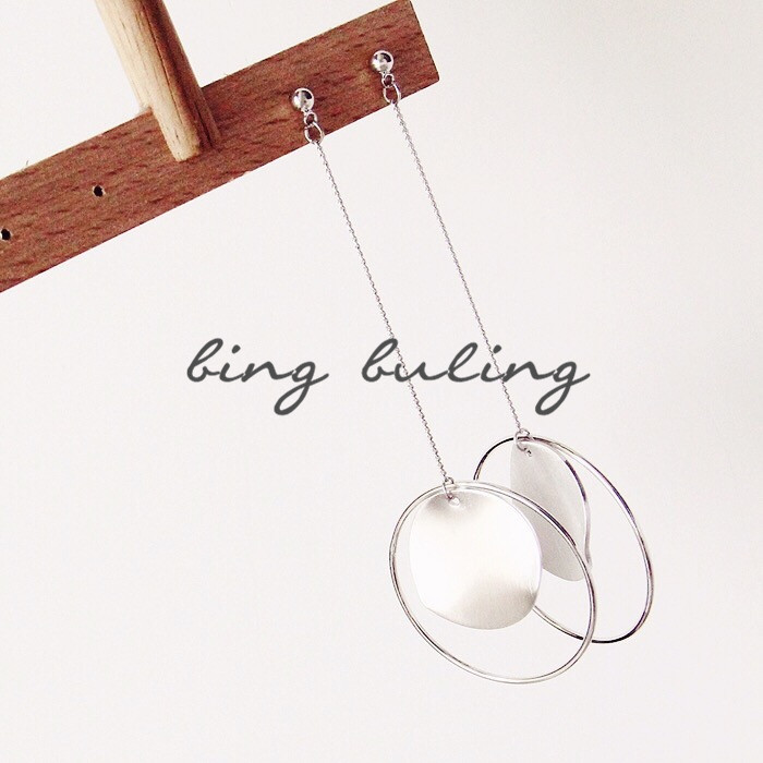 Kepribadian geometris cincin lingkaran