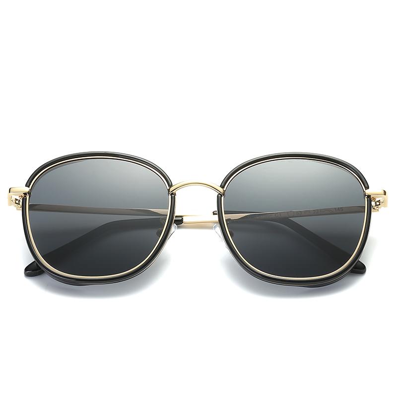 Cheap online Kepribadian perempuan SHININGSTAR model terpolarisasi kacamata hitam kaca mata
