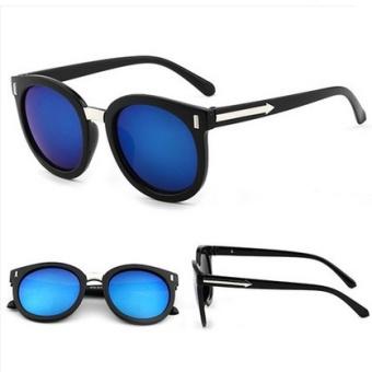 Kepribadian terpolarisasi miopia kacamata retro kacamata hitam kacamata hitam