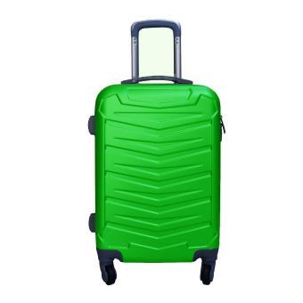 Koper Polo Expley Hardcase Luggage 20 Inchi 6601-20 Transformer Design Green Waterproof