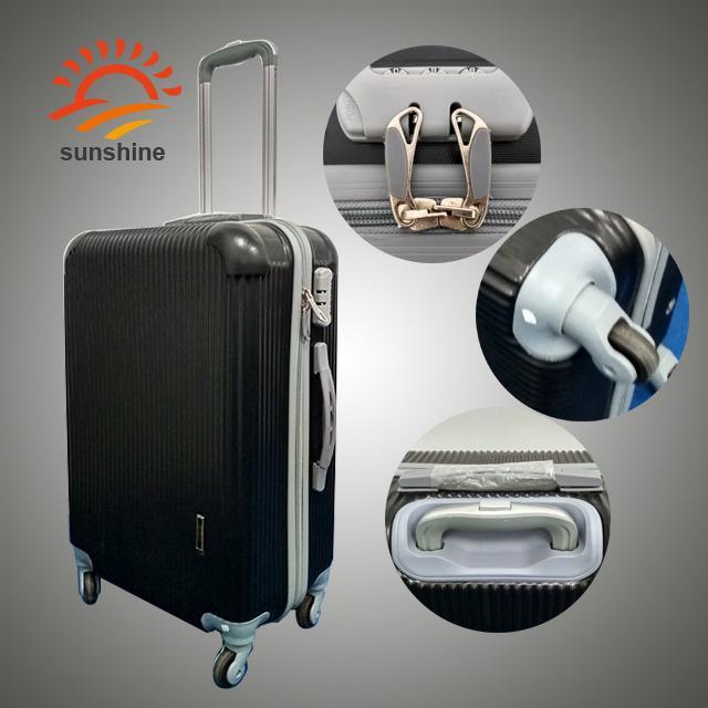 Mairu Travel Luggage Koper Kabin Hardcase Speedlite Motif Robe Wave Cut 20 inch. Koper Travel
