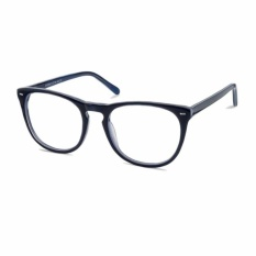 Korea Fashion Style - Kacamata Oval - Fashion - Pria dan Wanita - Unisex - Clasic Round Glasses