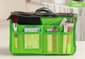 Korea Fashion Style perjalanan tahan air tas kosmetik tas penyimpanan tas tas