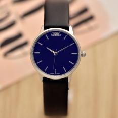 Korea Fashion Style pria dan wanita bagian tipis jam tangan pasangan jam tangan Couple