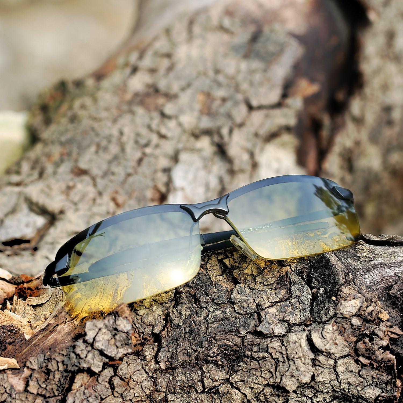 Korea Fashion Style ultralight persegi terpolarisasi si ji jing kacamata  hitam fe4d4ba73c