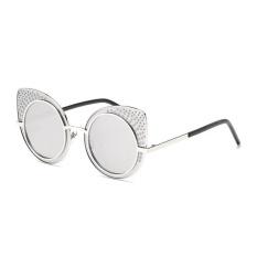 Brown Leopard - Kacamata Wanita. Source · Ladies Fashion Retro Sunglasses Kepribadian .