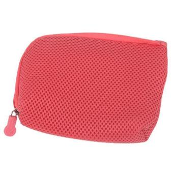 ... LALANG Shockproof Travel Digital Products Storage Bag Pouch SWatermelon Red - 3 ...
