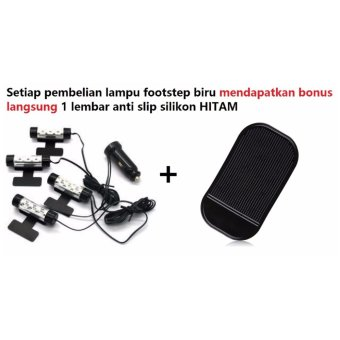 harga Lampu pijakan kaki / Footstep kabin 12 LED biru Cocok Untuk SemuaVarian HONDA : City, Accord, Freed, Civic, Brio, CR-V, BR-V, HR-V,CR-V, CR-Z, Jazz, Odyssey, Mobilio, RS E A SE All new Luxury SportGrand touring Limited editio Lazada.co.id
