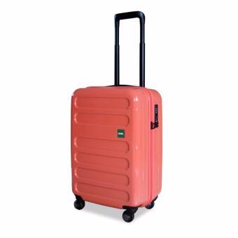 Lojel Nova Koper Hardcase Small/21 Inch - Pink ...