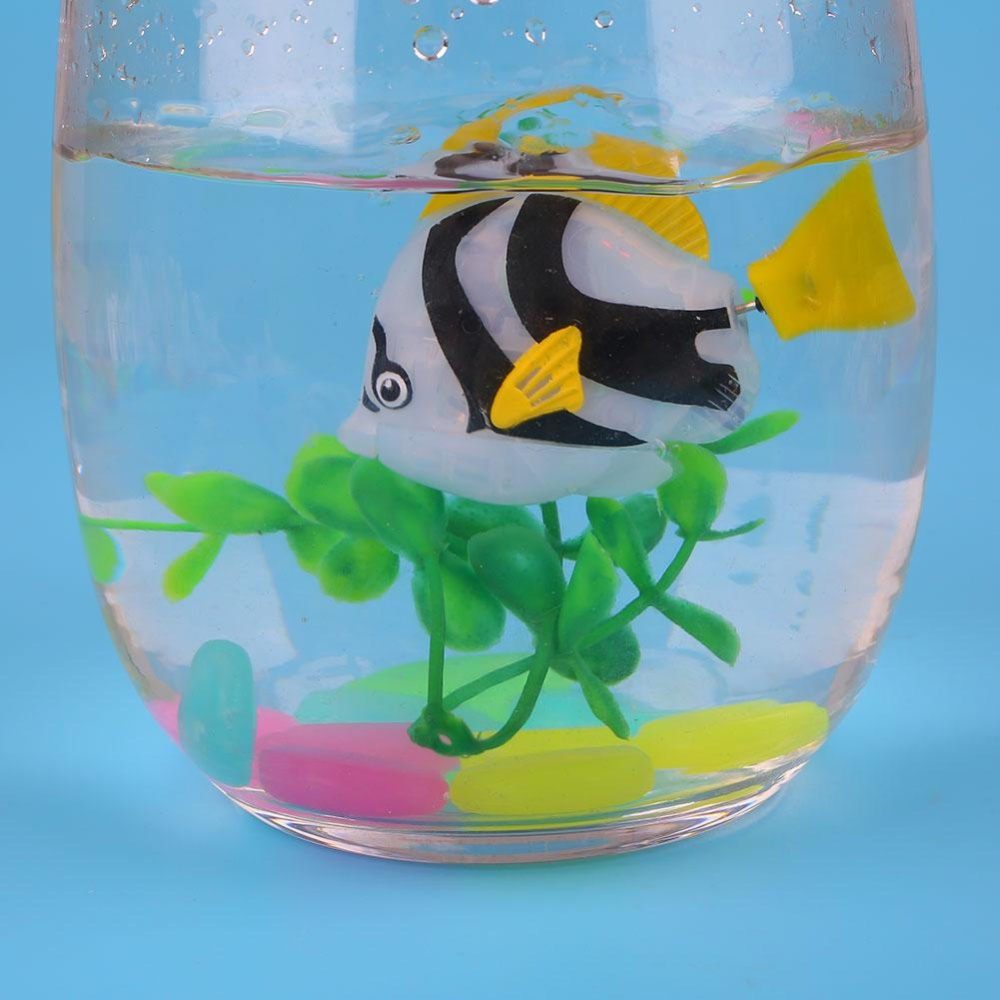 Luminous Electron Fish Power-Driven Ornamental Fish DecorationColorful - intl