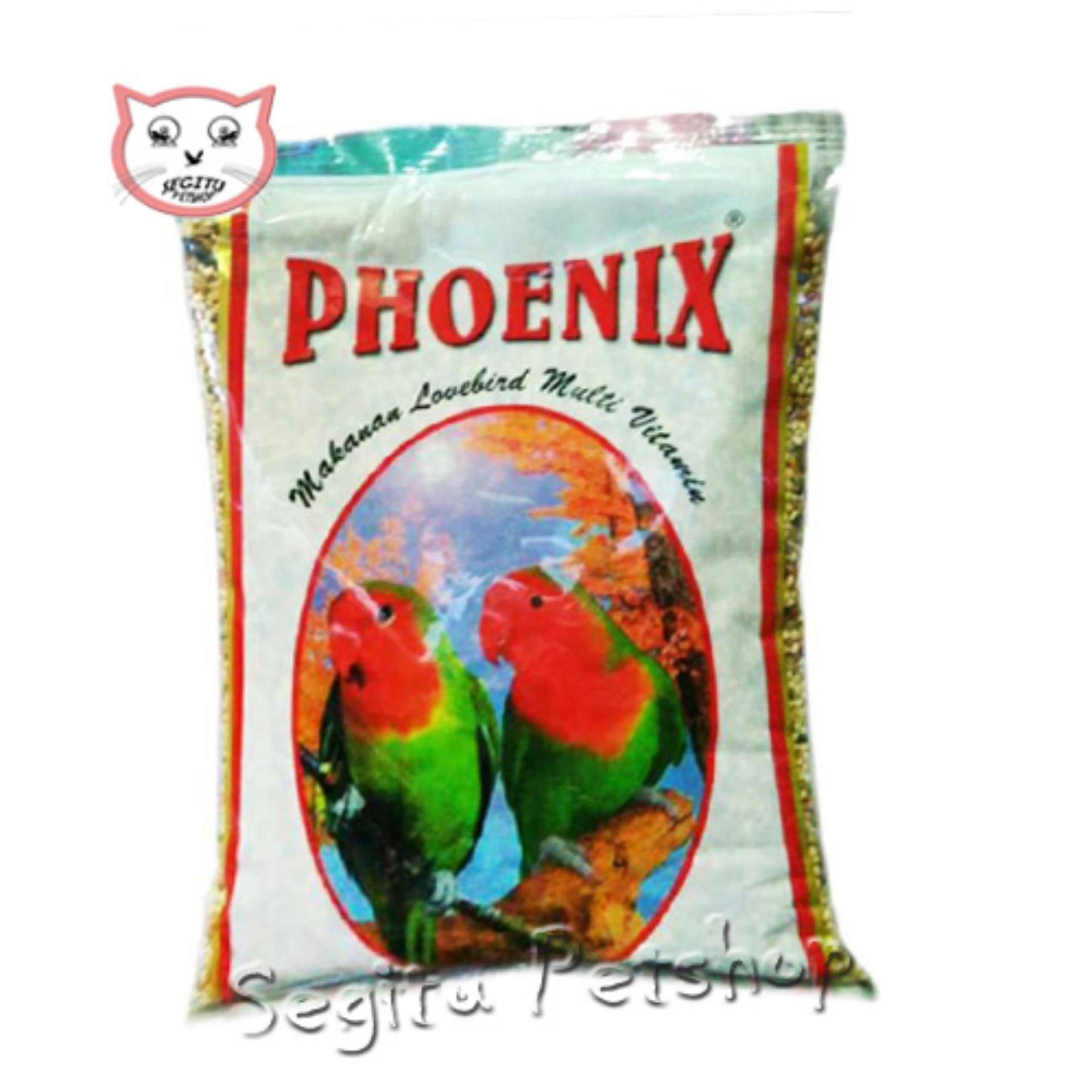 Flash Sale MAKANAN BURUNG PHOENIX LOVEBIRD