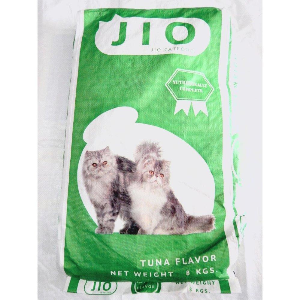 Makanan Kucing / Cat Food JIO REPACK TUNA [500 Gram]